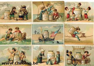 (Children with pots)1-12